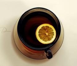 Citrinų arbata