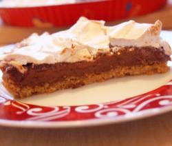 Šokoladinio pudingo pyragas