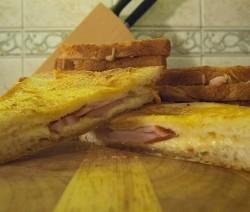 Keptas sumuštinis