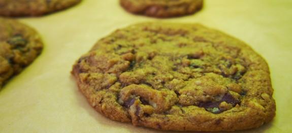 Vaniliniai Sausainiai Su Šokolado Gabaliukais