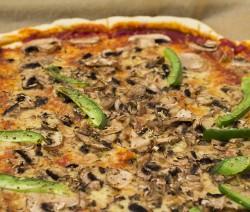 Pica su grybais